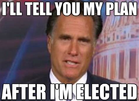 Mitt Romney Memes - you can only talk in gifs or images forum games off