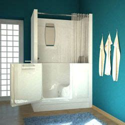 Cost Of Walk In Showers For The Elderly by Walk In Tubs Home And Tub Shower Combo On