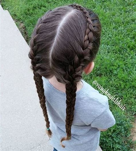 boy wants french braids 20 amazing braided pigtail styles for girls