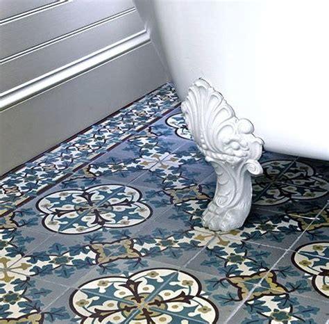Carreau De Ciment Salle De Bain 709 by Sublimes Carreaux De Ciment Maison De Mes R 234 Ves