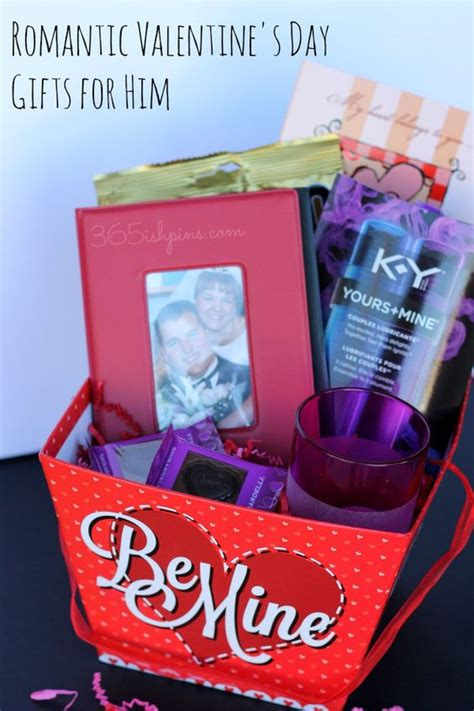 valentines basket for him the world s catalog of ideas