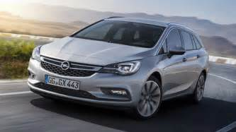 Opel Sports 2017 Opel Astra Sports Tourer Picture 645438 Car