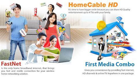 Promo Media Tv Cable firstmedia juni 2016 firstmedia paket promo juli 2017 info pendaftaran