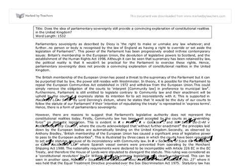 uk parliamentary sovereignty essay thejudgereport909 web