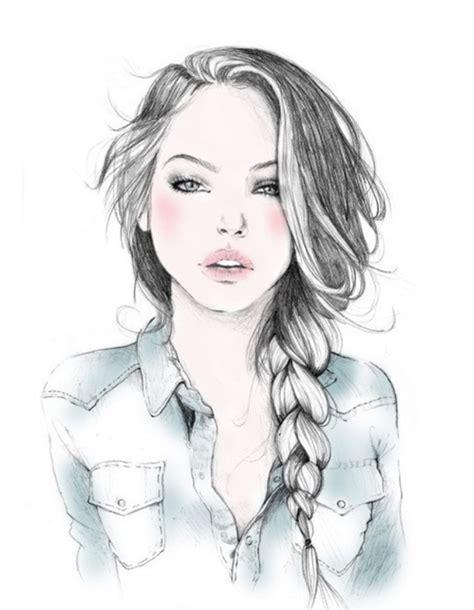 beautiful girl sketch tumblr drawing sketch education