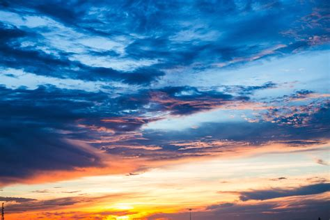 Sky Sunset Pictures