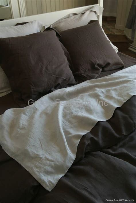 100 linen bed sheets 100 linen bedding set china manufacturer products