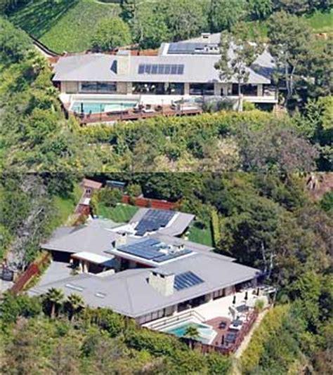 Jennifer Aniston's House   Beverly Hills Ohana