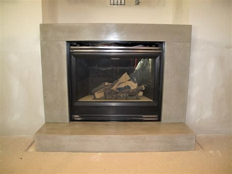 Fireplace Surrounds Melbourne by Concrete Fireplace Surround Melbourne