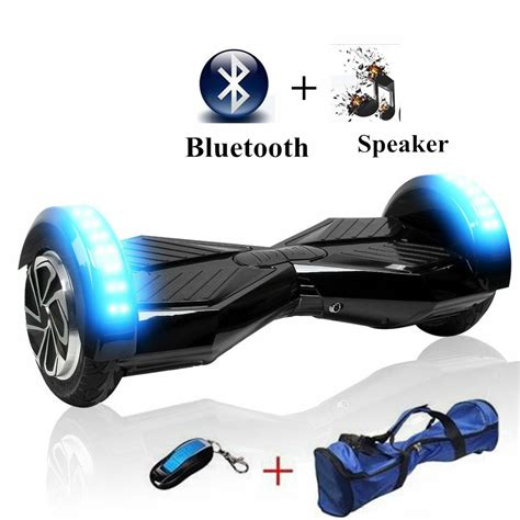 Hoverboard 8 Bluetooth Speaker Led Smartwheel Smart Balance Wheel compare prices on hoverboard free shopping buy low