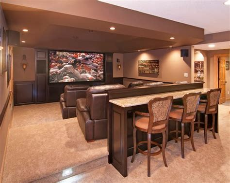 theater room bar home design ideas pictures remodel
