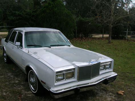 1989 chrysler new yorker 5th 1989 chrysler new yorker 5th avenue no reserve sells to