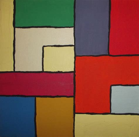 color block color block painting free stock photo domain