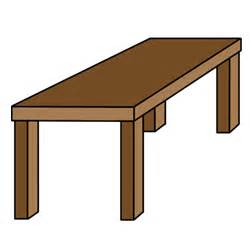tisch zeichnen how to draw a table