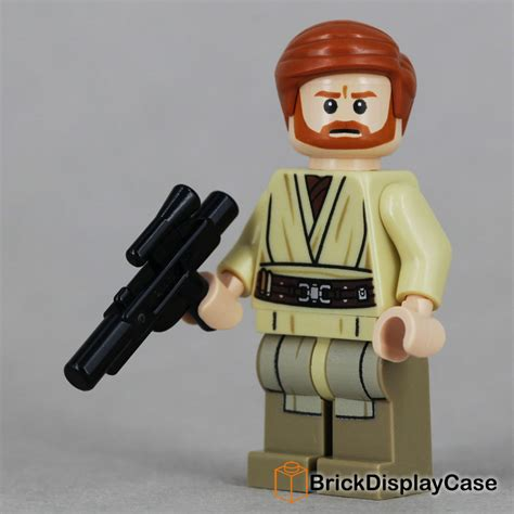 Lego Obi Wan Kenobi Starwars obi wan kenobi wars lego 75040 minifigure