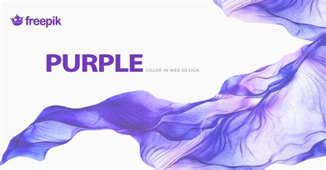 web design effect templatemonster infographic purple color in web design