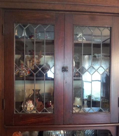Leaded Glass Cabinet Doors Leaded Glass Cabinet Doors Yelp