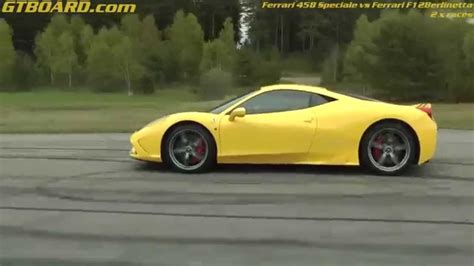 Ferrari 458 Berlinetta by Ferrari F12 Berlinetta Vs 458 Italia 2017 Ototrends Net