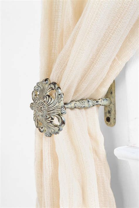 curtain tie backs urban outfitters fleur curtain tie back