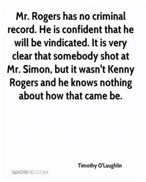 Is It Possible To Clear A Criminal Record Rogers Quotes Page 5 Quotehd