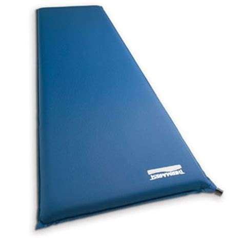 thermarest basec sleeping pad gearzone