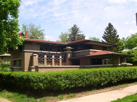 frank lloyd wright prairie style houses meyer may house heritage hill neighborhood association