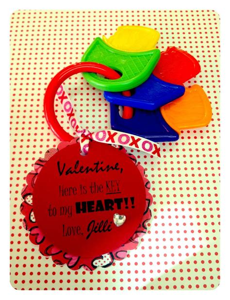 valentines gift for from baby quot gift quot infant teether s as seen on