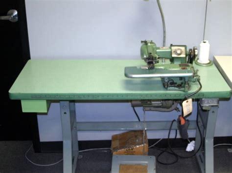 United States Blind Stitch Machine Corp united states blind stitch industrial sewing machine model