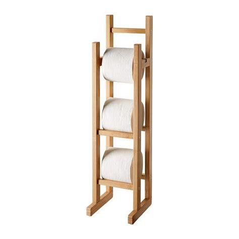 ikea ragrund ikea ragrund stojak na papier toaletowy bambus s72