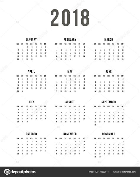 Vollmond Kalender 2018 Kalender 2018 Auf Wei 223 Em Hintergrund Woche Beginnt