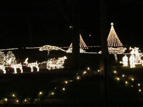 fairfax station clifton homes on top 10 holiday lights