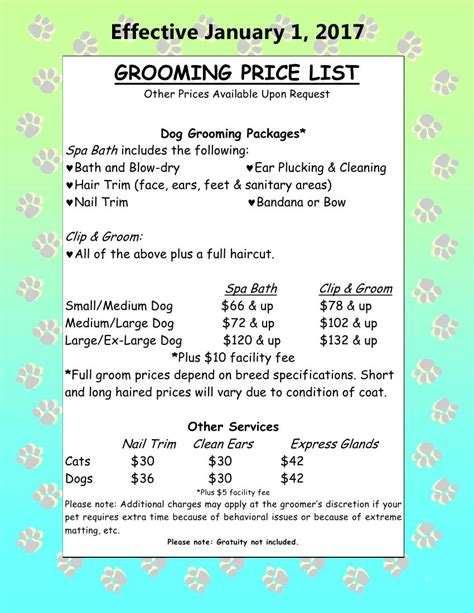 petsmart grooming prices grooming services orca reef