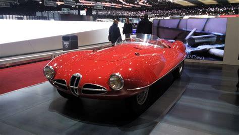 volante macchina alfa romeo disco volante spyder macchina