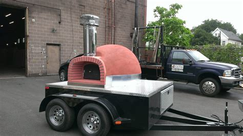 mobile pizza oven mobile pizza truck ovens tuscany