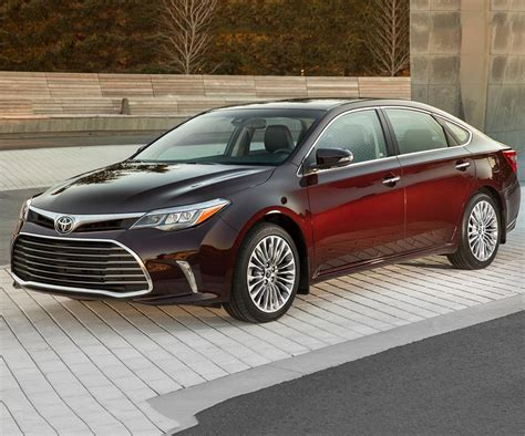 2018 toyota avalon 2018 toyota avalon release date price specs changes