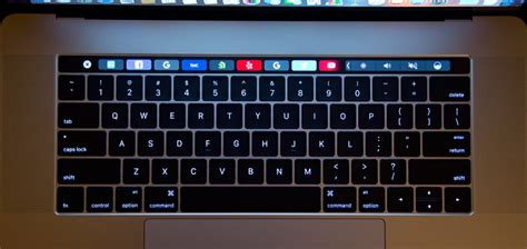 Macbook Pro Touch Bar 15 Inch macbook pro 15 with touch bar unboxing and review 2016