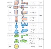 De Figuras Geometricas Nombres Cuerpos Geometricos Aprenda C&225lculo