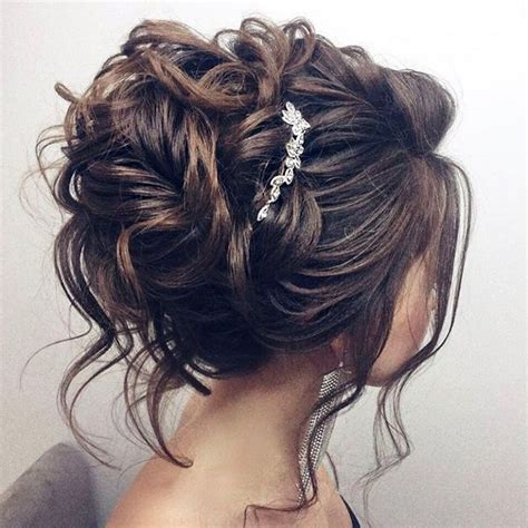 top ten elegant updos hairstyle collection 2015 for women curly chignon flou mariage 2017