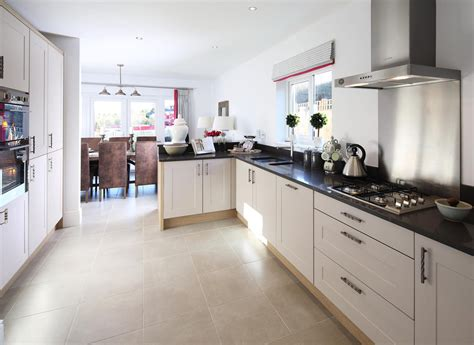Canterbury Kitchens by The Canterbury Redrow