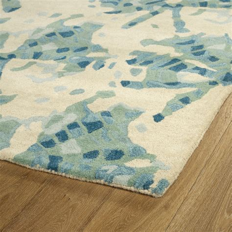 kaleen rugs kaleen pastiche pas03 78 turquoise rug