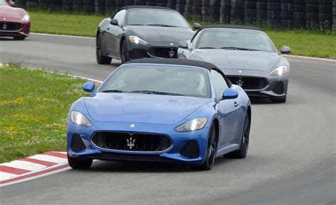 Maserati Convertible Review by Flash Drive 2019 Maserati Granturismo Convertible Review