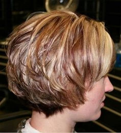 front and back view of hairstyles short haircuts front and back view