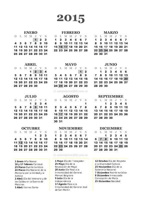 Calendarios Para Imprimir Gratis 2015 Calendario 2015 Para Imprimir A4 Search Results