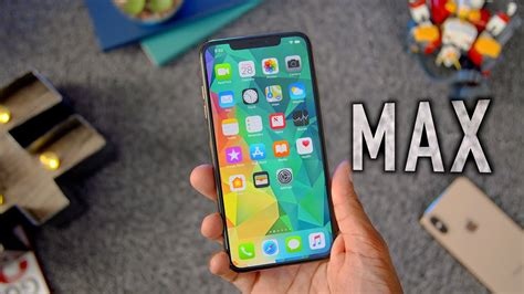 iphone xs max real day   life review youtube