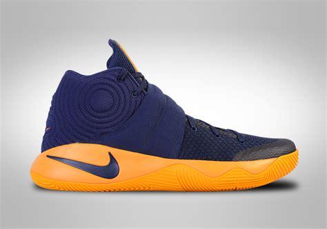 Sepatu Basket Kyrie 3 Cavs Blue Navy Blue Yellow nike kyrie 2 cavs alternative price 115 00 basketzone net