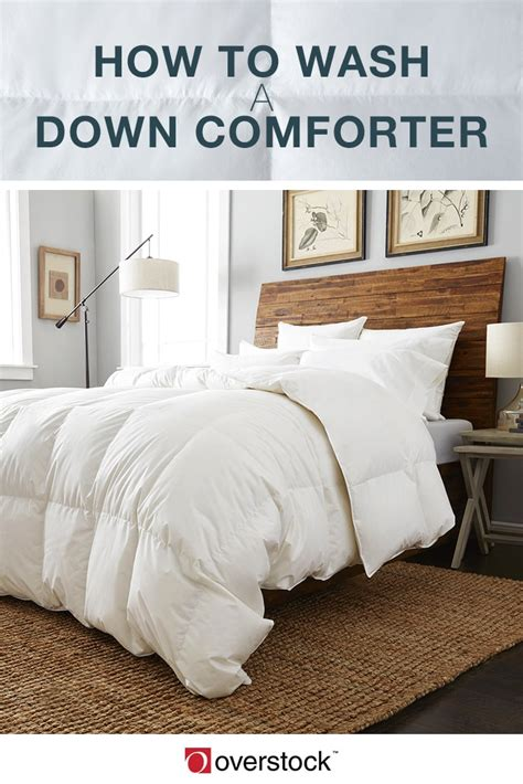 Washing A Comforter by How To Wash A Comforter The Right Way Overstock