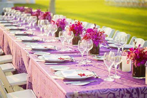 Outdoor Chandeliers A Tropical Wedding In Kona Hawaii