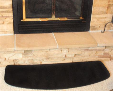 Resistant Mats For Fireplace by Hearth Pad For Indoor And Outdoor Fireplaces