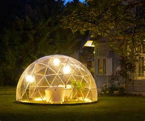 Outdoor Patio Shade by The Garden Igloo Dudeiwantthat Com