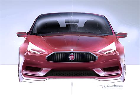Auto Fiat 2020 by Fiat Punto 2020 On Behance